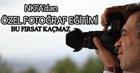 SİZE ÖZEL FOTOĞRAFÇILIK KURSU FIRSATI